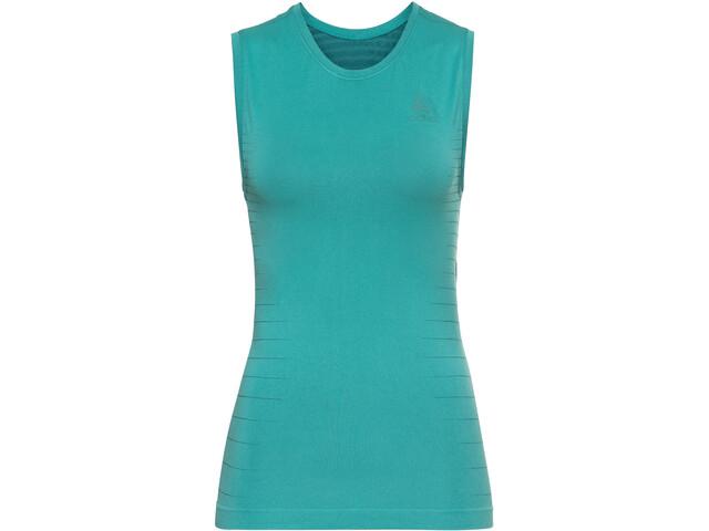 Odlo Performance Light Koszulka bez rękawów Kobiety, turkusowy